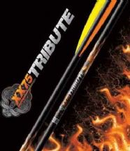 Easton Tribute XX75 Aluminium Arrows